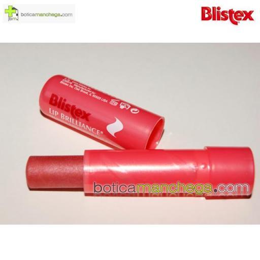 Lip Brilliance SPF15 Bálsamo Labial Blistex Color y Brillo [1]
