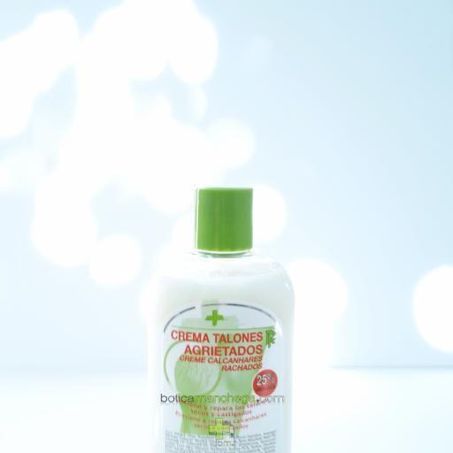 Crema Talones Agrietados 25% Urea Rueda Farma, 300 ml   [1]