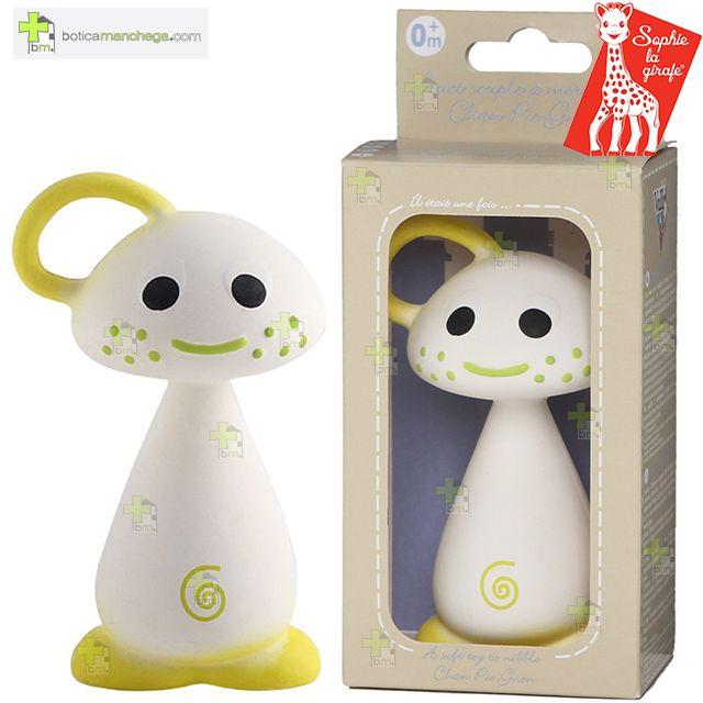 Juguete para masticar Gnon Sophie la Girafe® +0M