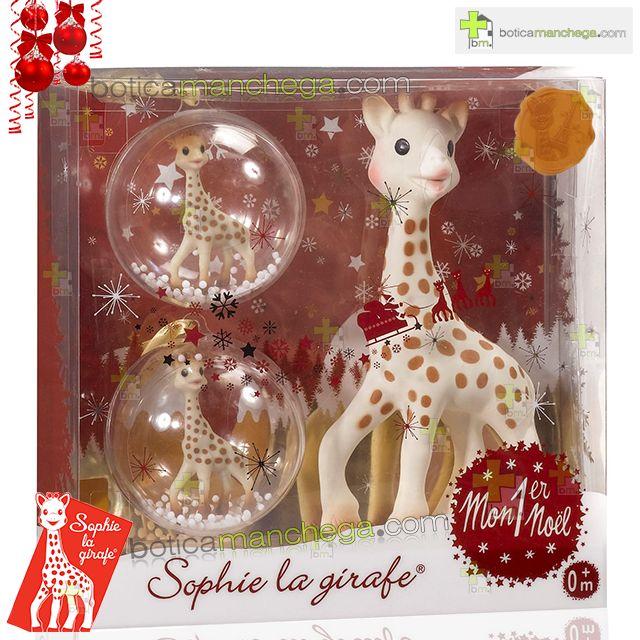 Sophie la Girafe® GIFT SET Primera Navidad Cofre Regalo +0M