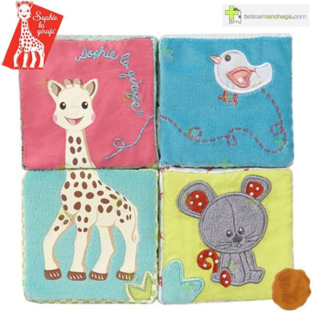 Cubos Desarrollo Sophie La Girafe® +6M
