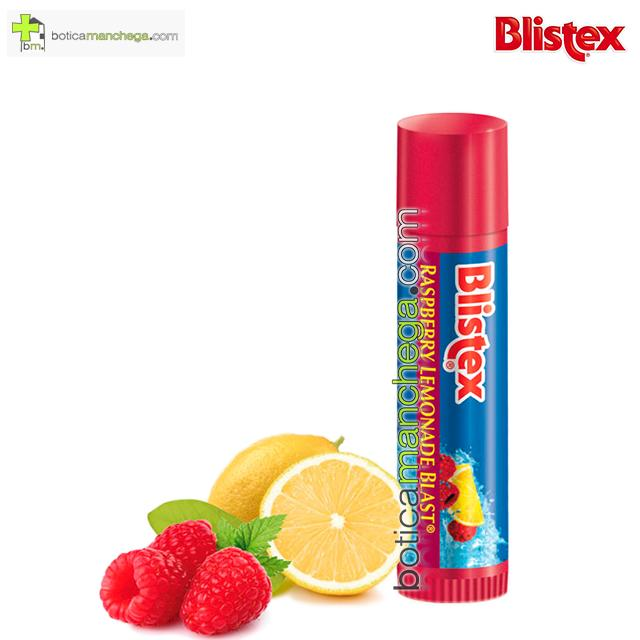 Protector Labial Frambuesa Limón Blistex SPF 15