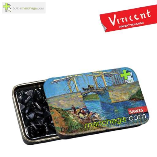 "Sawes Regaliz Sin Azúcar Colección Van Gogh. Modelo: ""Le pont de Langlois à Arles"", Art Collection [0]"