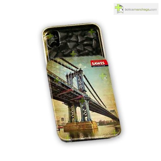 Sawes Regaliz Sin Azúcar Colección City, Manhattan Bridge