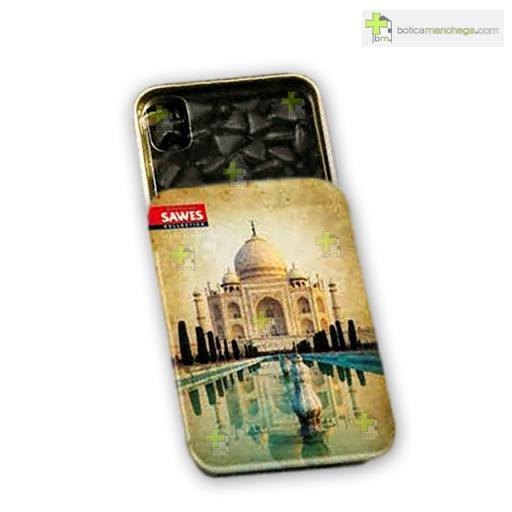 Sawes Regaliz Sin Azúcar Colección City, Taj Mahal