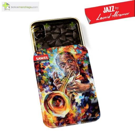 Sawes Regaliz Sin Azúcar Colección Jazz by Leonid Afremov