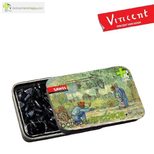 "Sawes Regaliz Sin Azúcar Colección Van Gogh. Modelo: ""Les premiers pas"", Art Collection"