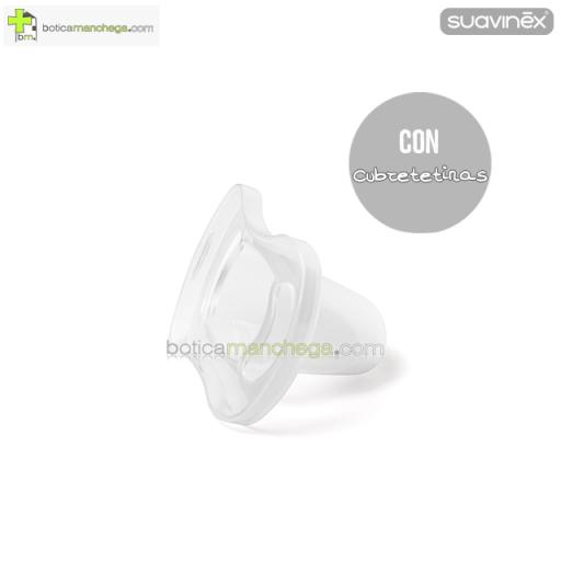 Suavinex Chupete CELEBRACIÓN 0-6M Gris / Blanco Tetina Anatómica Látex [1]