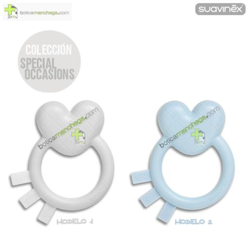 Suavinex Sonajero Love +4M SPECIAL OCCASIONS Limited Collection