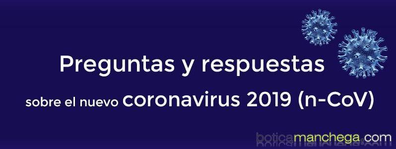 Preguntas y respuestas sobre el nuevo coronavirus 2019 (n-CoV)