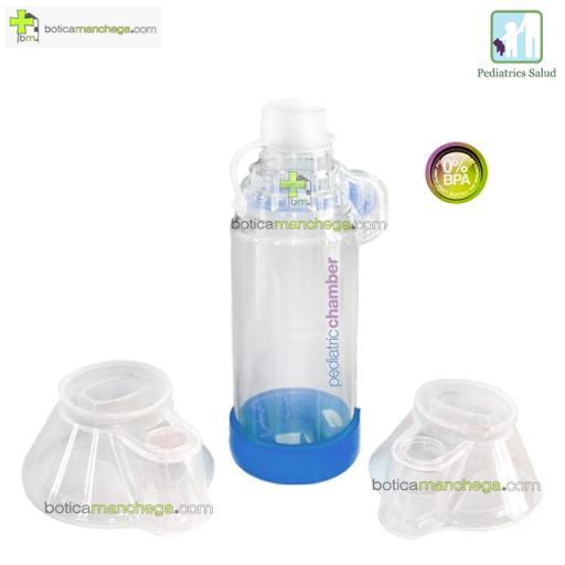 Cámara de Inhalación Pediatric Chamber 175 ml con 2 mascarillas: Neonato e Infantil [1]