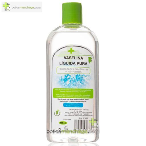 RF Vaselina Líquida Pura, 300 ml