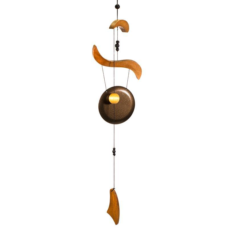 Campana del viento gong