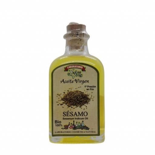 Aceite Vegetal de Sésamo