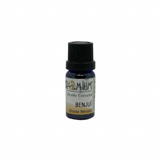 Aceite esencial de benjuí