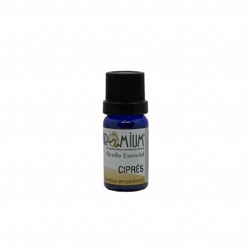 Aceite esencial de ciprés