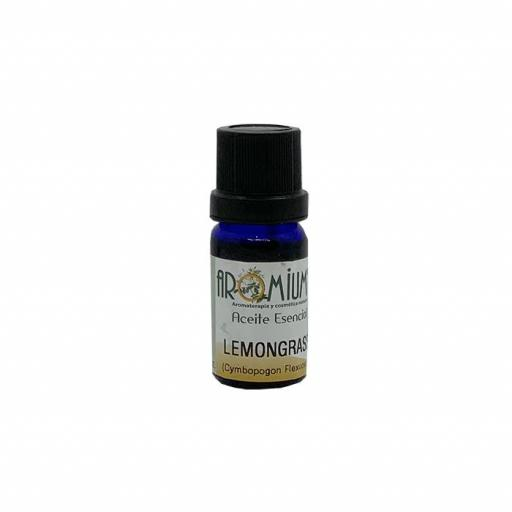 Aceite esencial de lemongrass [0]