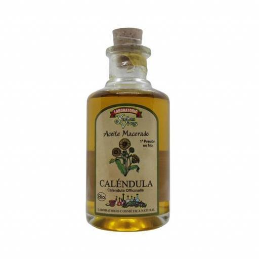 Aceite vegetal de caléndula