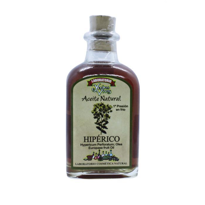 Aceite vegetal hipérico