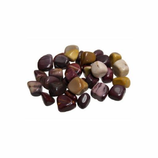 Mineral Canto Rodado Pequeño de Mokaita