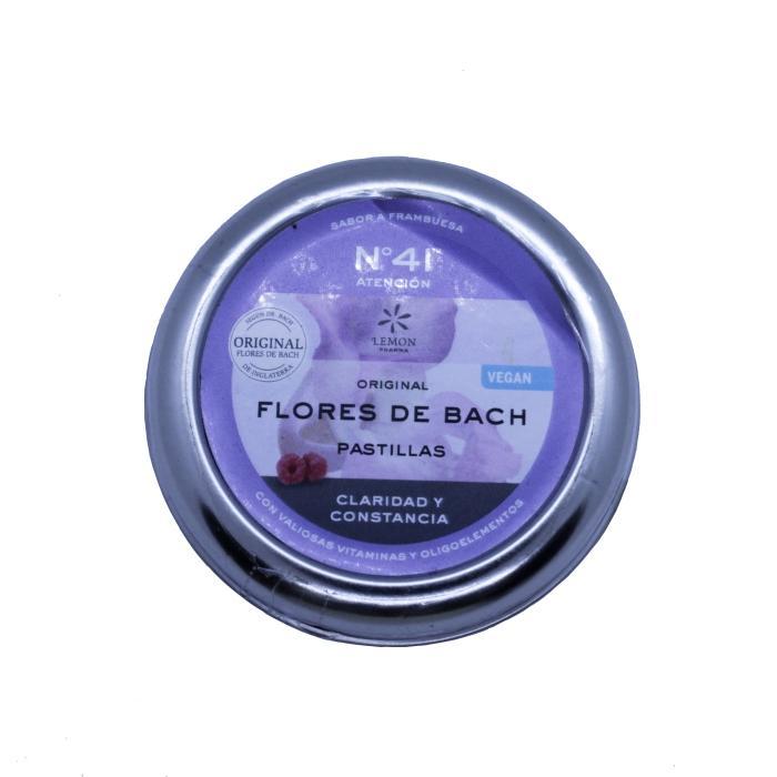 Caramelos Flores de Bach  Claridad y constancia