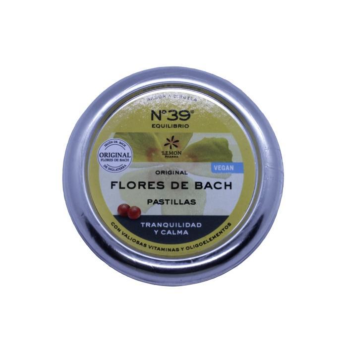 Caramelos Flores de Bach  Tranquilidad y calma