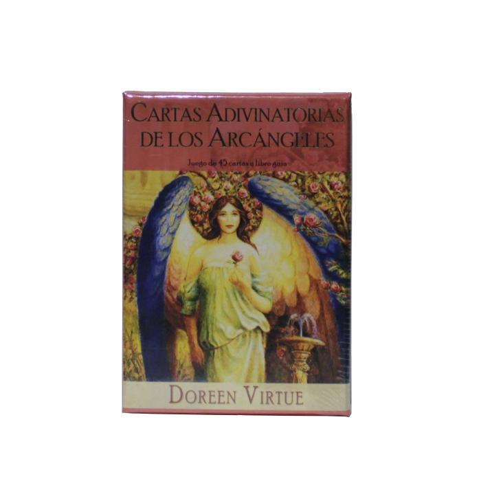 Cartas adivinatorias de los Arcángeles - Doreen Virtue