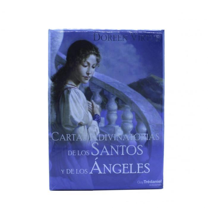 Cartas adivinatorias de los santos y de los ángeles - Doreen Virtue