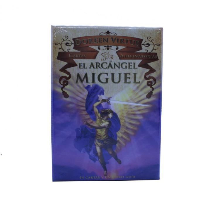 Cartas adivinatorias - El Arcángel Miguel - Doreen Virtue
