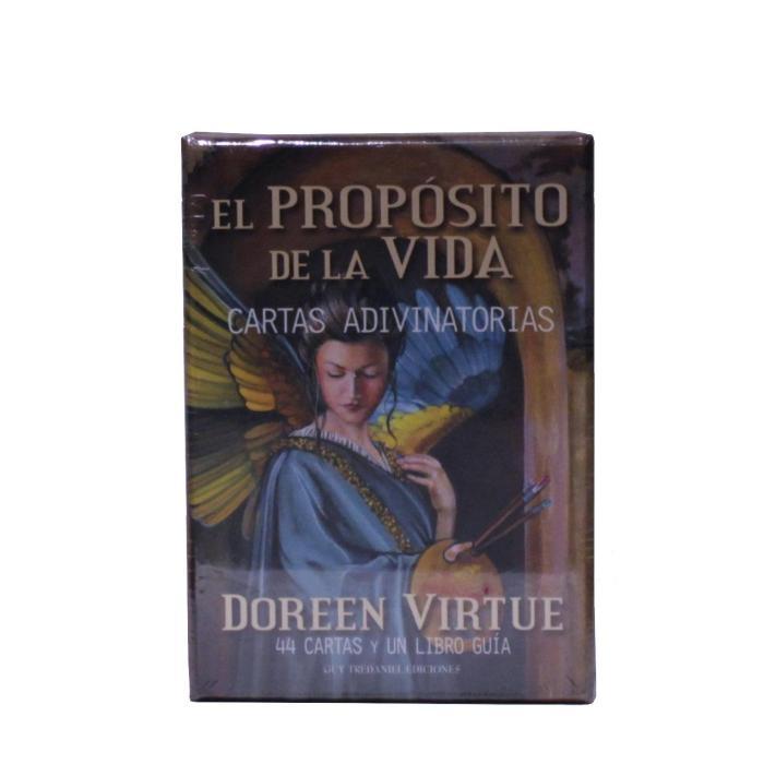 Cartas adivinatorias -El propósito de la vida  de Doreen Virtue