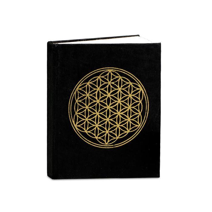 Cuaderno Flor de la vida