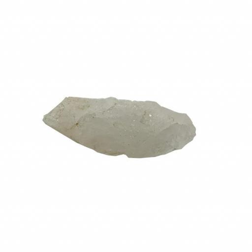 Mineral en bruto de cristal de roca