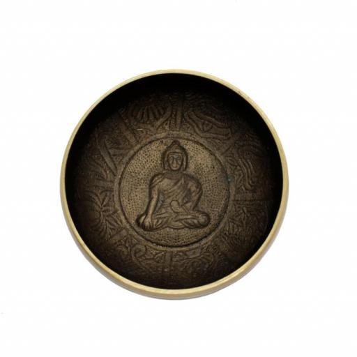 Cuenco tibetano labrado 5 metales [1]