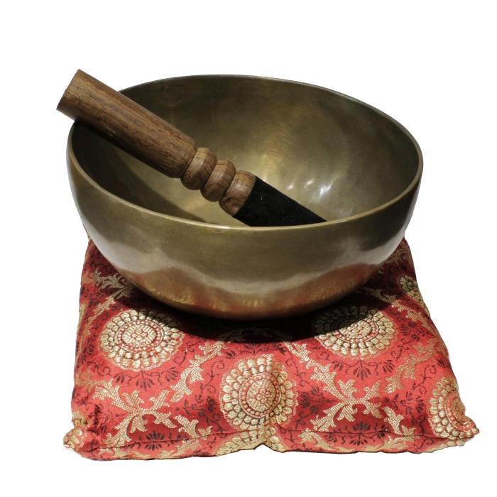 Cuenco Tibetano 7 metales grande