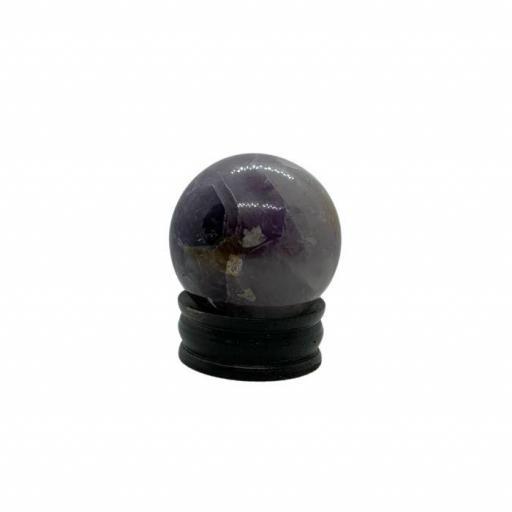 Esfera mineral de amatista [1]