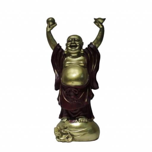 Figura buda chino buena suerte