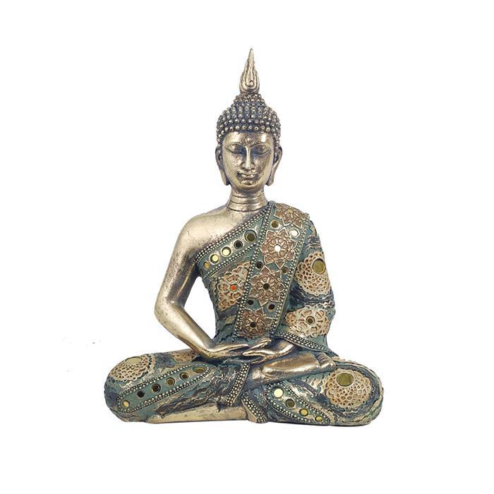 Figura buda de meditación