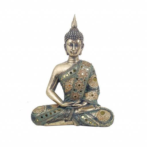 Figura buda de meditación [0]
