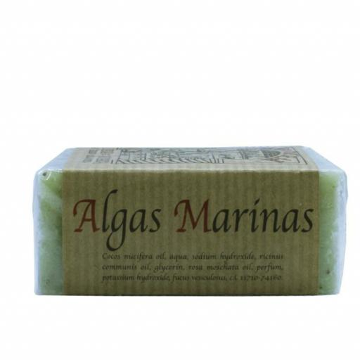 jabón artesanal de algas marinas [0]