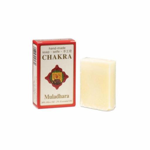 Jabón Chakra Muladhara