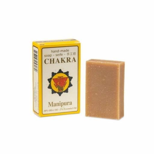 Jabón Chakra Manipura