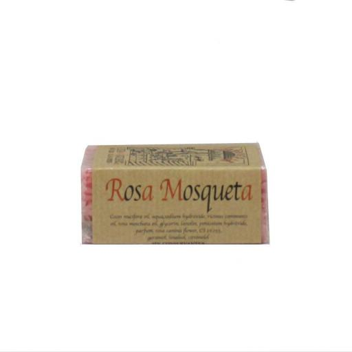 Jabón artesanal de Rosa Mosqueta