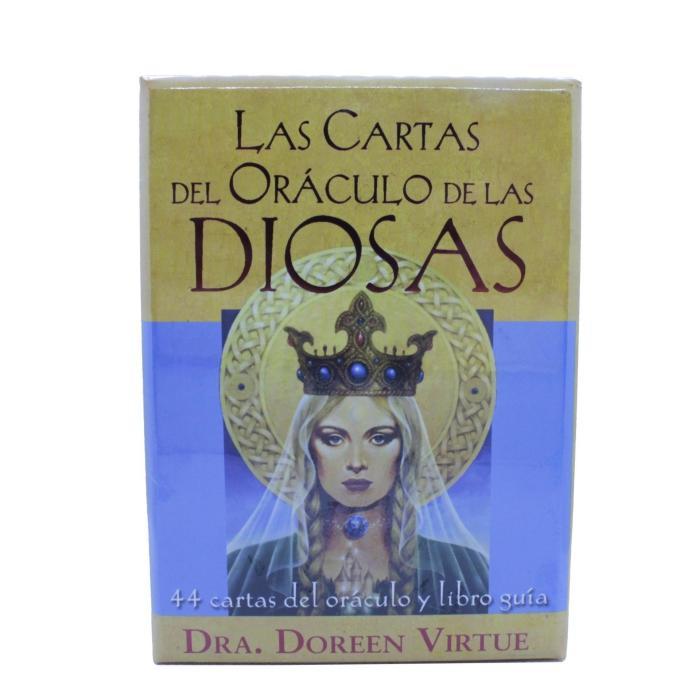Las cartas del oráculo de las diosas - Doreen Virtue