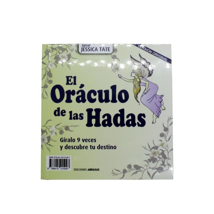 Libro El oráculo de las hadas de Jessica Tate