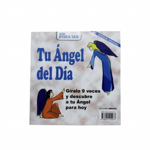 Libro Tu ángel del día de Jessica Tate
