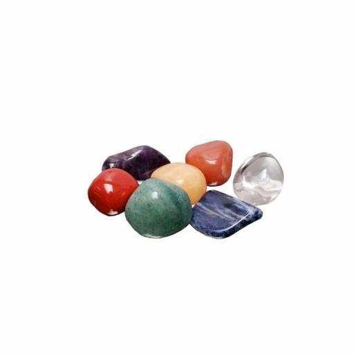Pack Minerales de los Chakras Medianos