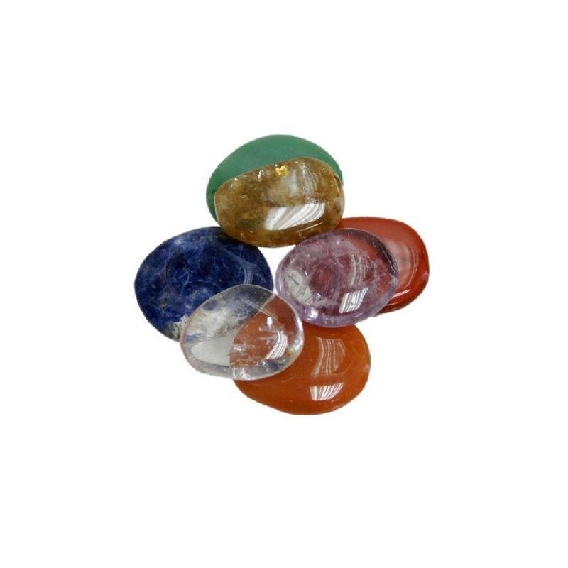 Pack Minerales de los Chakras Planos