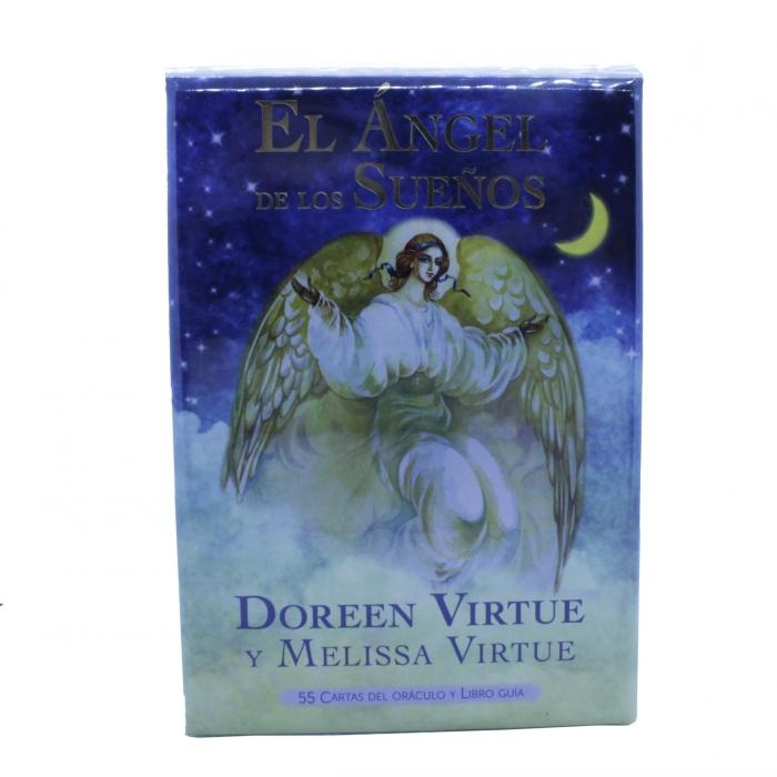 Oráculo El ángel de los sueños - Doreen Virtue