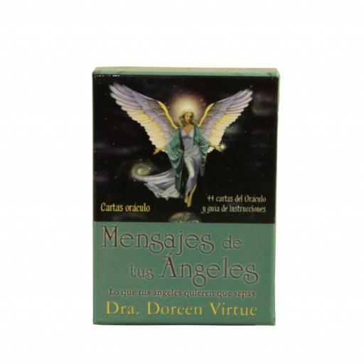 Oráculo Mensajes de tus ángeles - Doreen Virtue