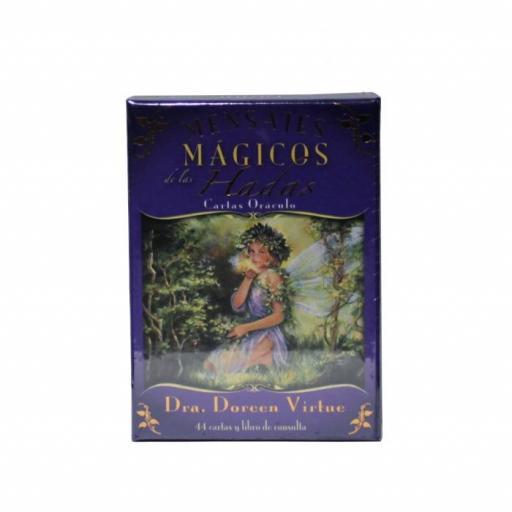 Oráculo Mensajes mágicos de las hadas - Doreen Virtue